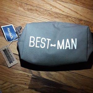 Other - Best Man Travel Bag